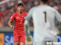 한국축구팀,꼴문 근처도 못가는 괴상한 공격
