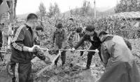 화룡시, 리재민들의 생활에 강력한 담보 제공