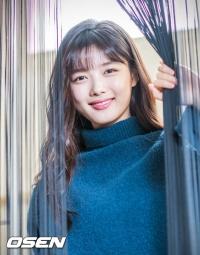 """김유정 """"박보검과 뽀뽀신, 예쁘게 나와서 좋았다"""""""