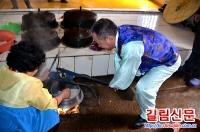 장백현서 조선족 전통미식 제작강습 진행