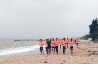 산동로능팀 휴가없이 해구서 집중훈련
