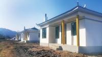 룡정 수해민 새 주택 977가구 건설