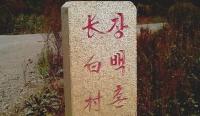 안도현 장백촌 2016 중국 토우보우촌에 입선