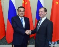 """중국·로씨야 총리회담서 경제협력 중점 론의,""""전략적 파트너십 강화"""""""