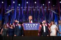 트럼프 대선 승리, 미국 주류 언론 망신