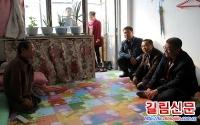 백산시민위 장백현서 빈곤부축사업 진행