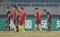 중국U22국가팀 메히꼬U22국가팀에 패해, 고준익 후반전에 투입