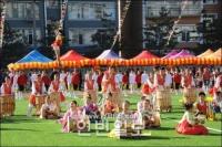 변강에 활짝 핀 민족교육의 꽃
