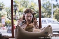 """""""오늘은 귀엽냥?"""" 류역비, 고양이로 깜찍 빙의"""