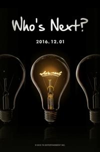YG, 12월 1일 아티스트 출격 예고..빅뱅? 젝스키스?