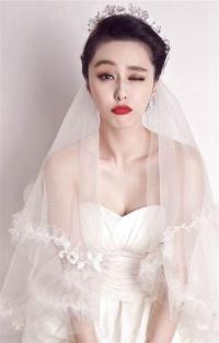 전지현 하지원 범빙빙… 중한 녀배우들의 웨딩드레스 대결!
