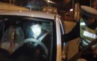 음주남성, 경찰 피해 도주하다 3중 추돌