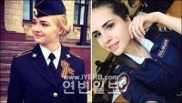 """""""경찰의 날""""에 """"녀경의 꽃중 왕 시합"""""""
