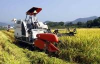 가을철 수확에 농기계 10만대 투입