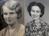 어느덧 1세기... 100번째 생일 함께 쇤 쌍둥이 할머니