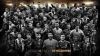 Fifa,2016FIFA-FIFPro월드베스트 11 후보 55인명단 발표