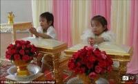 이란성 쌍둥이를 서로 결혼시켜…무슨 사연일까?