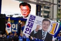 한국 대통령 경선 개막...치렬한 선거유세 시작