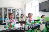 시골학교서 피여나는 령롱한 꿈 그리고 희망