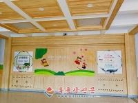 새록새록 변하는 녕안시조선족소학교