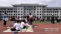 연길시 중앙소학교 제4회 6.1절맞이 불우이웃돕기 바자회 개최