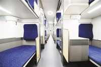 중국, 신형 침대석 고속렬차 운영개통