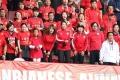 [포토] 아름다운 동행…17시즌 최고의 원정축구팬들!