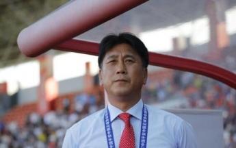 박태하 감독, 중국 녀자축구 대표팀 2팀 감독으로 공식 부임