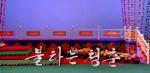 """[그때 그시절/추억의 영상] 1986년 연변TV음력설야회 """"불타는 청춘"""""""