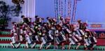 """[영상] 1986년 연변TV에 출연한 6.1유치원어린이들의 손풍금 합주-""""설날이 왔어요"""""""