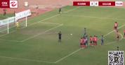 [영상] 패널티킥으로 또 실점! 0-4로 뒤처지는 북국