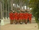 문호일, 천학봉, 윤광 등 연변축구선수들의 15년전 전지훈련모습은 어땠을가요?