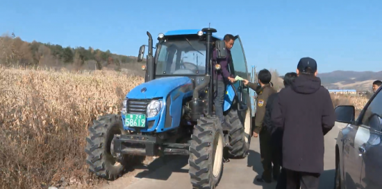 [영상뉴스]주농업농촌국 농기계사용안전 선전활동 펼쳐