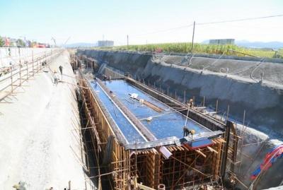 珲春市地下管廊项目进展顺利