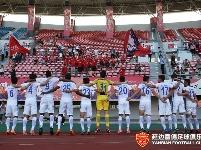 第十六轮延边富德VS梅县铁汉生态比赛精彩瞬间