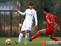 延边富德预备队VS北京北控燕京预备队比赛精彩瞬间