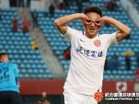 第二十五轮延边富德VS北京北控燕京比赛精彩瞬间
