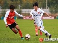 延边富德预备队VS武汉卓尔预备队比赛精彩瞬间