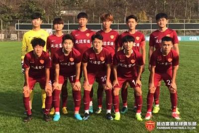 U23联赛|延边富德0:2不敌天津泰达,两轮过后暂居小组第七位