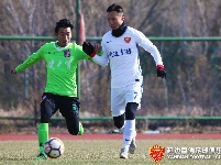 新疆雪豹纳欢预备队VS延边富德预备队比赛精彩瞬间